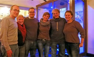 Group Picture of the MEU Vienna Team
