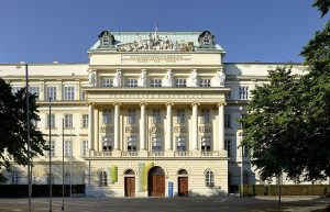 main building TU Wien