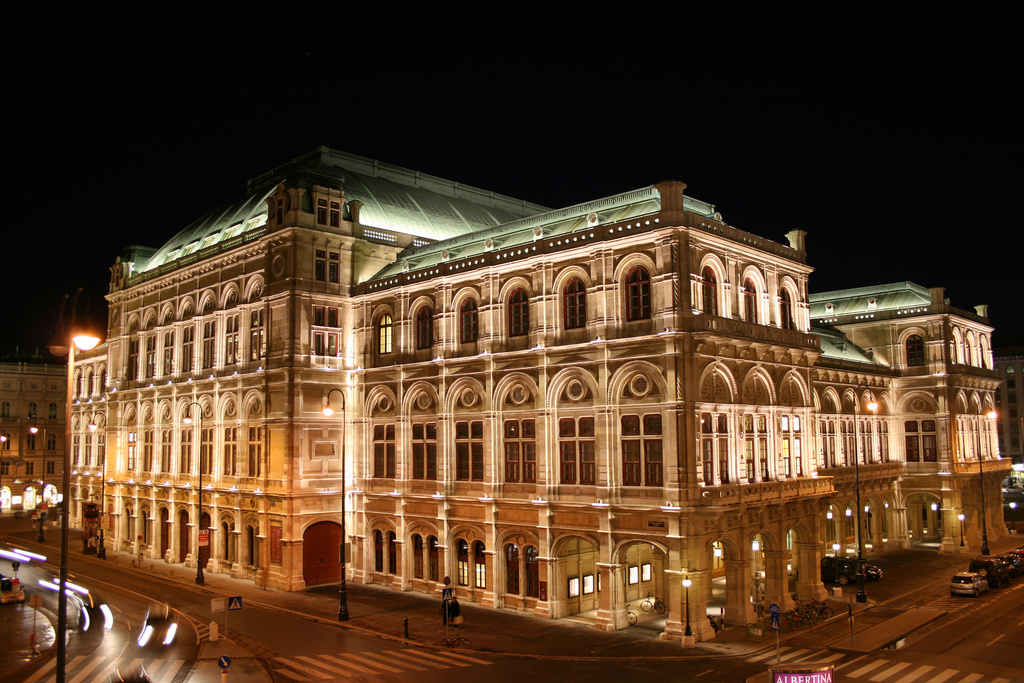Picture of the State Opera